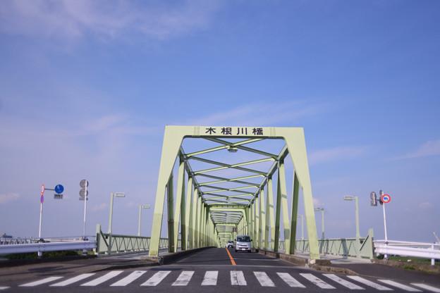 木根川橋(八広方から)
