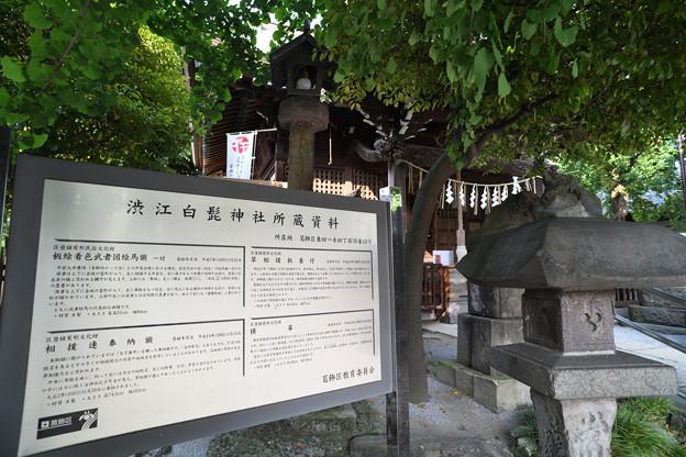 渋江白髭神社案内