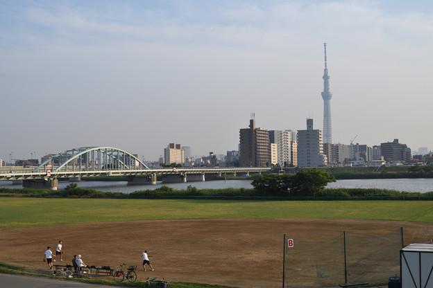 荒川野球グラウンド