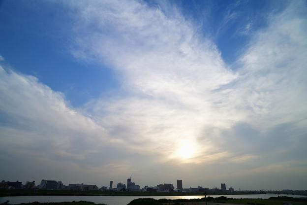 Photos: 荒川河川敷の風景
