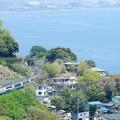 Photos: 相模湾と251系特急スーパービュー踊り子号