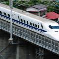 カモノハシ 700系新幹線