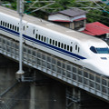 Photos: カモノハシ 700系新幹線