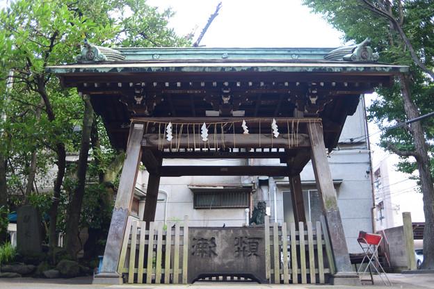 氷川神社 水屋