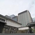Photos: 大手門とビル群