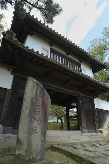 土浦城 櫓門