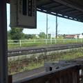 Photos: 列車接近