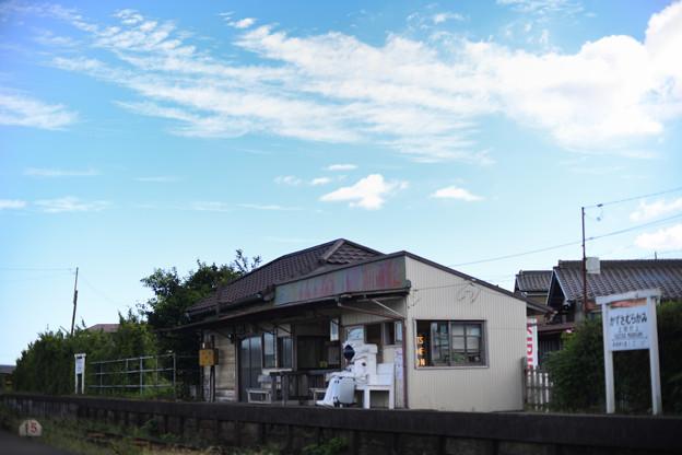 Photos: 宇宙船待ち・・・?