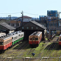 Photos: 五井機関区