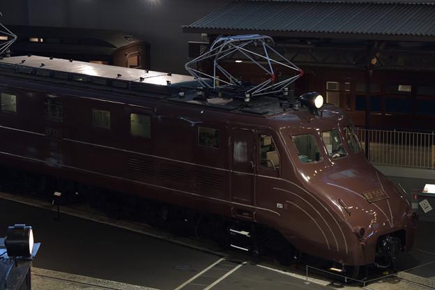 EF55形電気機関車