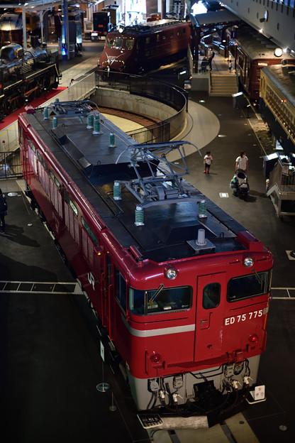 ED75形 電気機関車