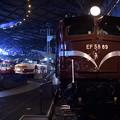 Photos: EF58形電気機関車