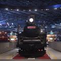 C57蒸気機関車