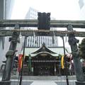 Photos: 鳥居と本殿
