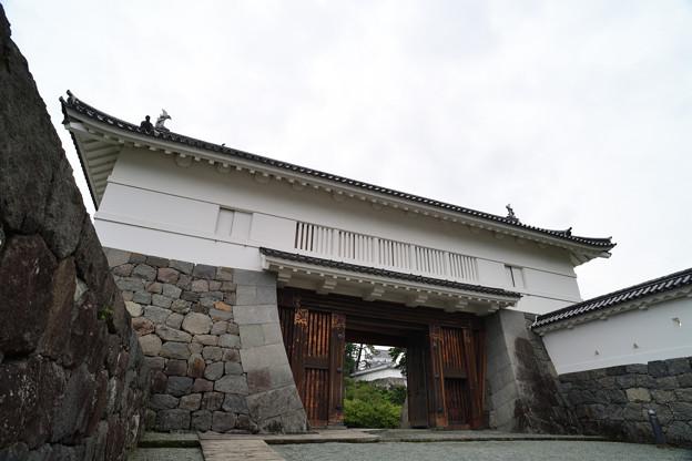 Photos: 銅門