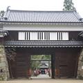 Photos: 東虎口櫓門