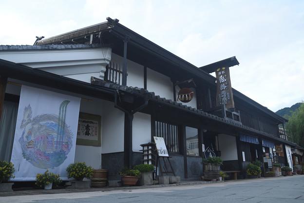 北國街道 柳町の酒屋