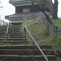 Photos: 西櫓へ続く石段