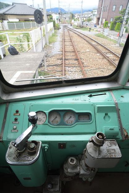 5200系 運転台
