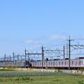 Photos: 東急8500系と東京メトロ8000系電車