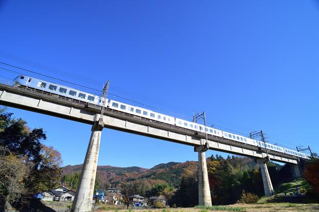 Photos: 銀河鉄道999 のように