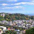 Photos: 海が見える丘から