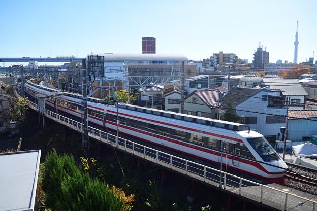 Photos: 東武特急りょうもう号