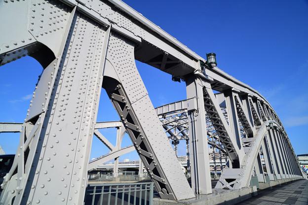 レトロな橋