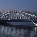 白鬚橋 ライトアップ