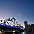 Photos: 暮れ行く清洲橋