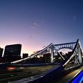 Photos: 残照と清洲橋