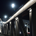 白鬚橋 夜景