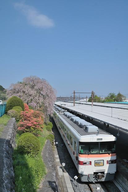 Photos: きりふり号 日光線 東武日光駅