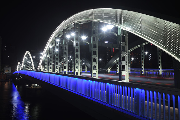 厩橋 ライトアップ