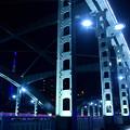 Photos: 厩橋 ライトアップ