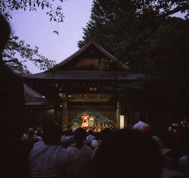 靖国神社の夏