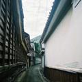 祇園小路#2(うだつの町並)