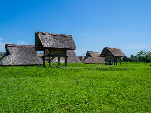 古代の風景