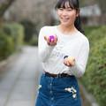 十四歳、京都へ。 「お手玉とかけん玉…、自信ありません」1