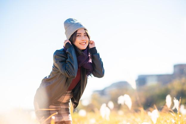 『寒さを楽しもう』2