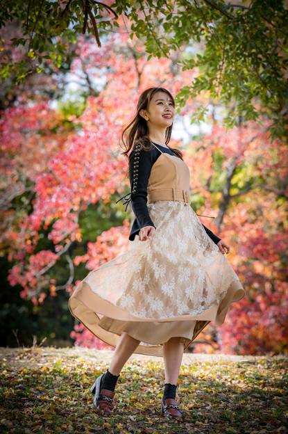 『秋色に染まれ』