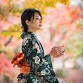 Photos: 『錦秋一服』1