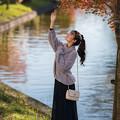 Photos: 『背伸びの秋』