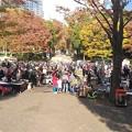 181124新宿中央公園フリーマーケット