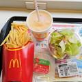 Photos: マックで0円セット_1