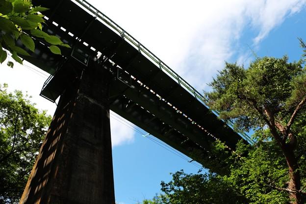 小海線陸橋