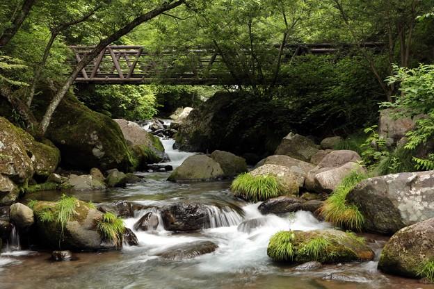 川俣東沢渓谷