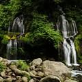 写真: 吐龍の滝