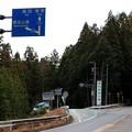国道151線・県道434号線分岐