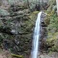 落差約10メートルの直瀑「浄心の瀧」